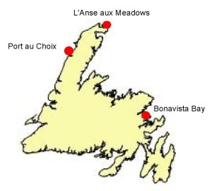 LiDAR areas